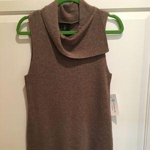 Bobeau for Stitchfix Sleeveless Sweater